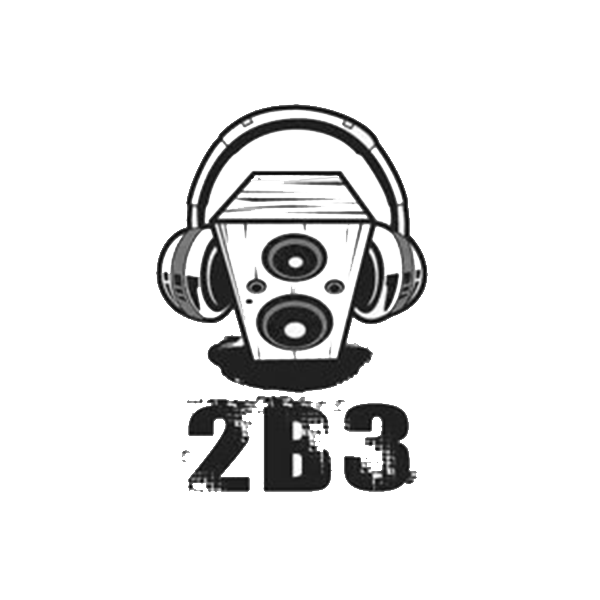 Image of 2B3 Productions logo