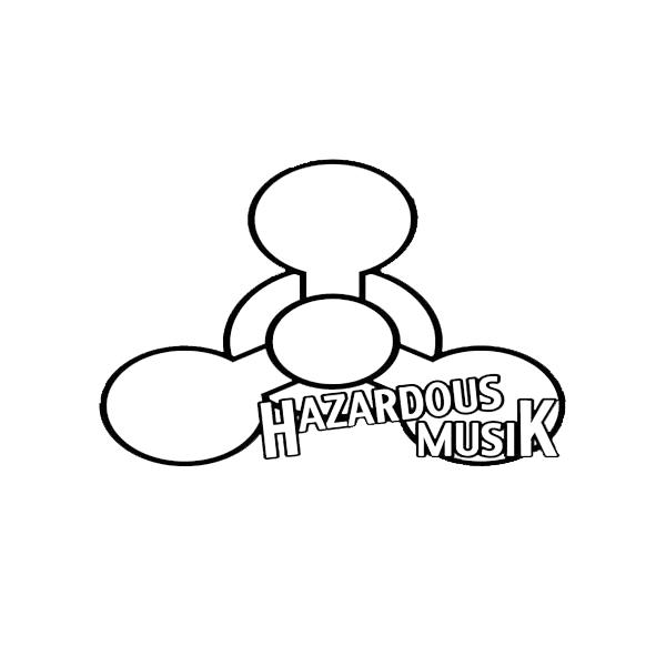 Image of Hazardous Musik logo