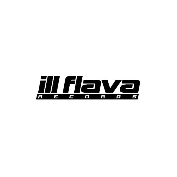 Image of Ill Flava Records logo