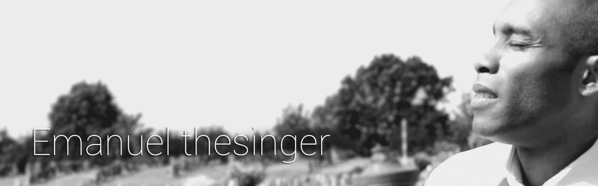 Banner of Emanuel thesinger