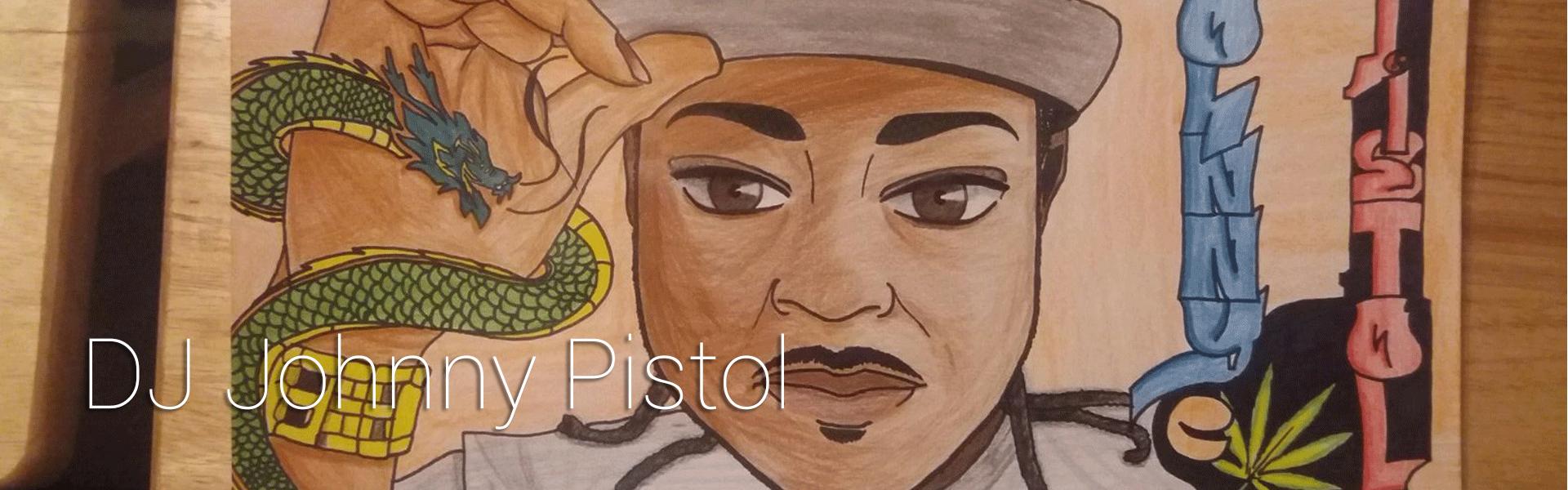 Banner of DJ Jonny Pistol 'In Spirit' artwork cover