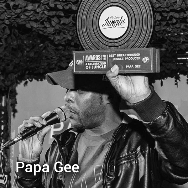 image of Papa Gee