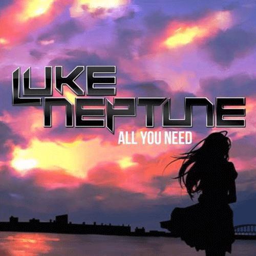 Luke Neptune artwork cover