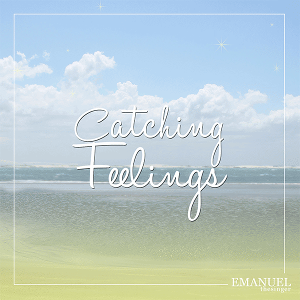 Catching Feelings single artwork cover