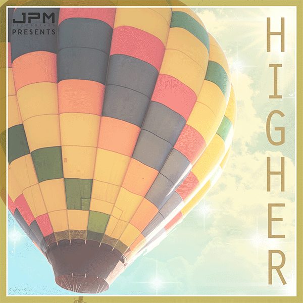 Higher single artwork cover