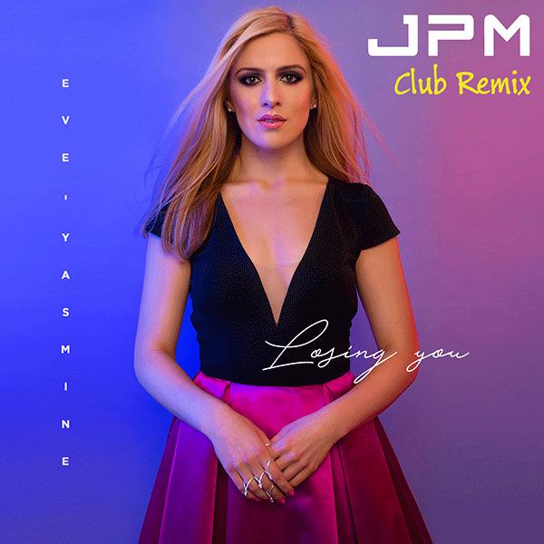 Eve-Yasmine remix artwork cover