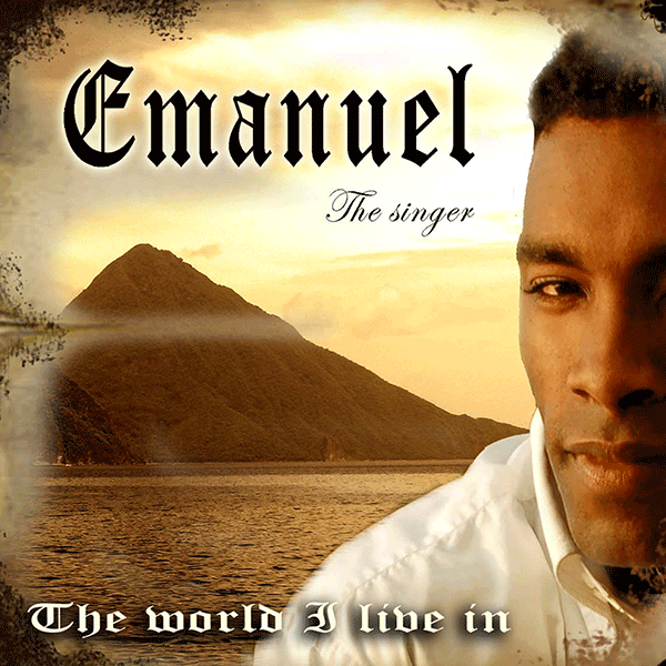 The World I Live In by Emanuel thesinger