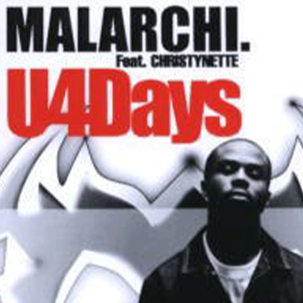 Image of U 4 Days single cover