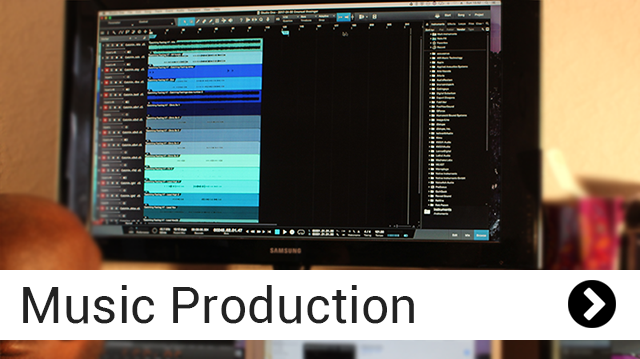 image of music production thumb