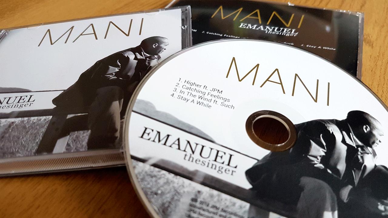 image of Mani CD
